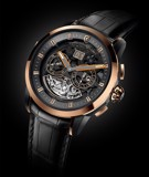Christophe Claret Allegro Minute Repeater GMT Big Date Rose Gold