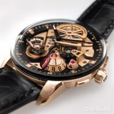 Christophe Claret Maestro Rose Gold