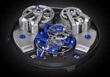 Christophe Claret Angelico Tourbillon GMT Titanium