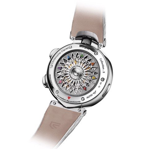 Christophe Claret Margot Velvet White Gold MTR.EMT17.000-020