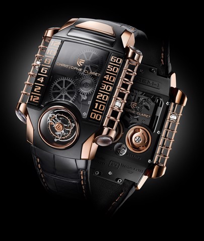 Christophe Claret X-Trem-1 Rose Gold
