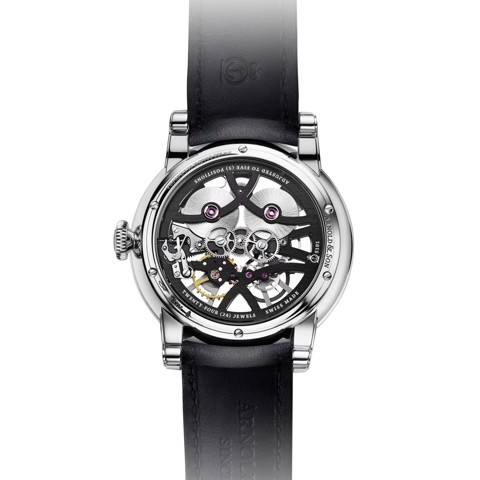 Arnold & Son Royal Nebula Steel 41.5mm