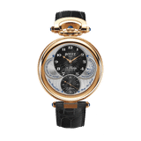 Đồng hồ nam Bovet 19Thirty Fleurier Black Dial 18k Red Gold 42mm