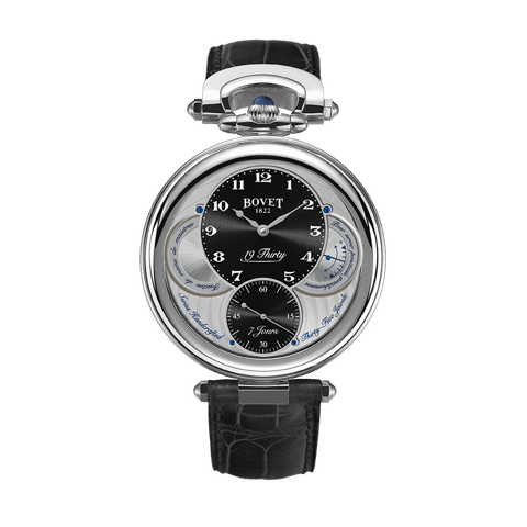 Đồng hồ nam Bovet 19Thirty Fleurier Black Dial 42mm