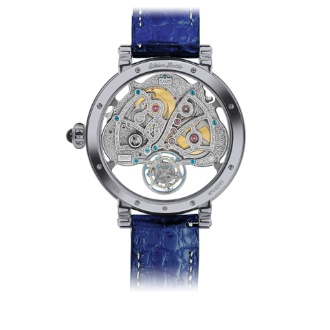 Bovet Récital 26 Brainstorm® Chapter Two Blue Aventurine R26C2010