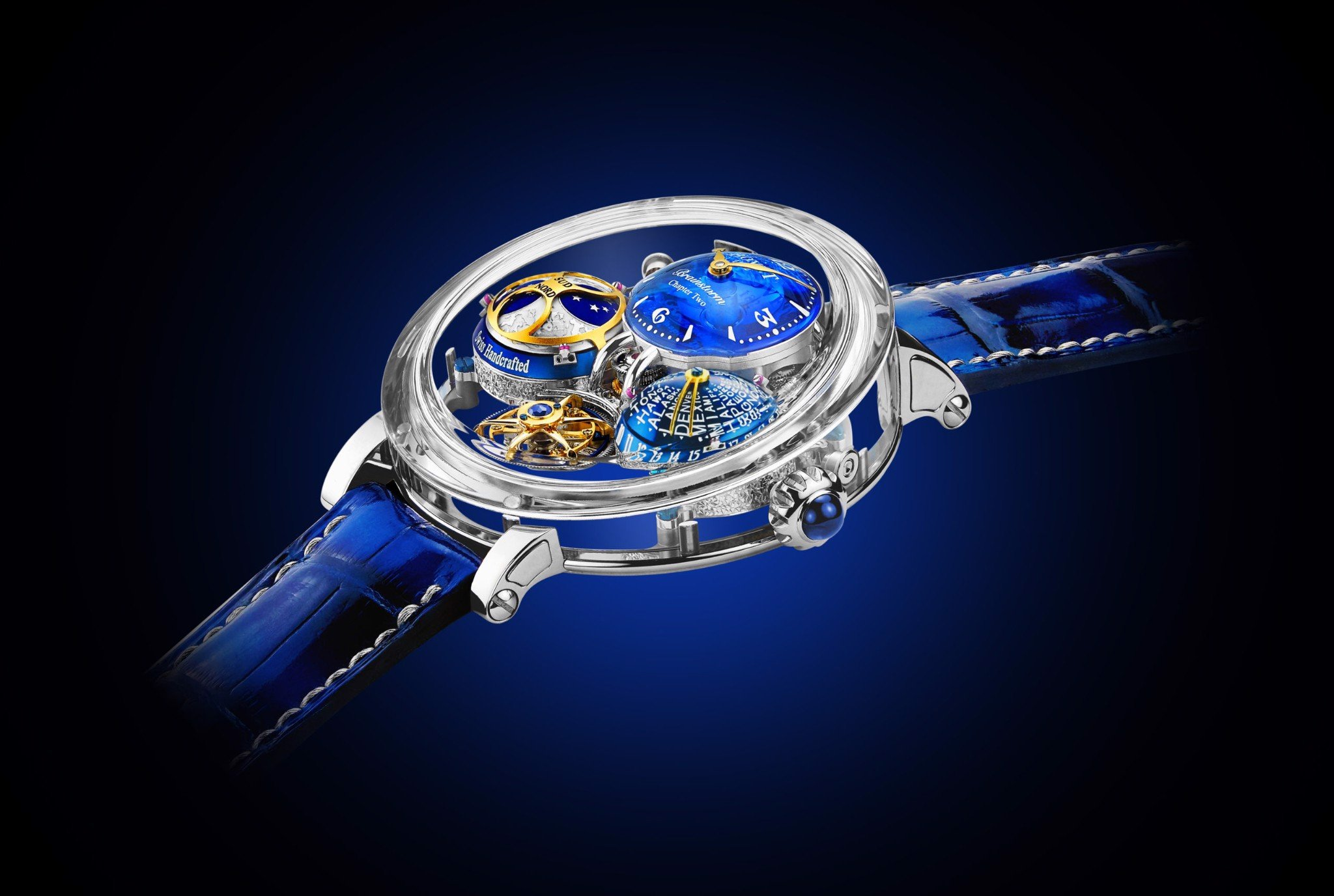 Bovet Récital 26 Brainstorm® Chapter Two R26C2001