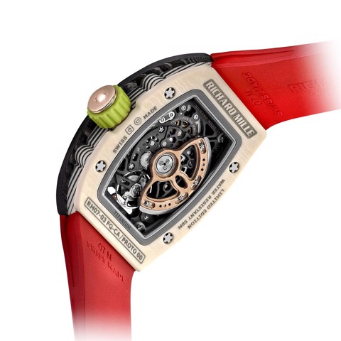 Richard Mille Bonbon Collection RM 07-03 LITCHI