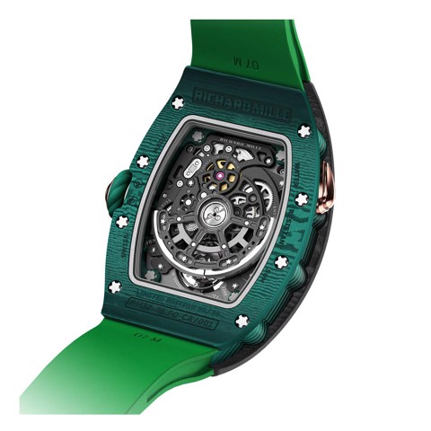Richard Mille Bonbon Collection RM 37-01 KIWI