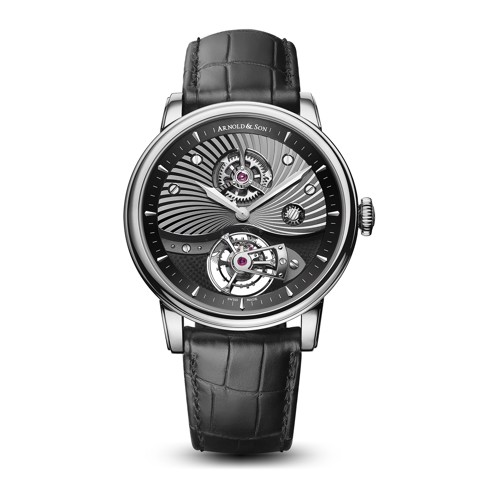 Arnold & Son Royal TE8 Tourbillon White Gold