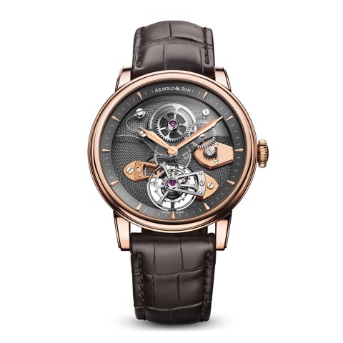 Arnold & Son Royal TES Tourbillon Rose Gold