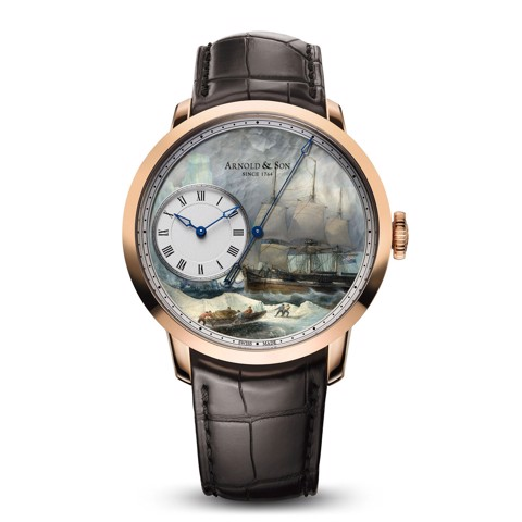 Arnold & Son Instrument Sir John Franklin Set North-West Passage 44mm