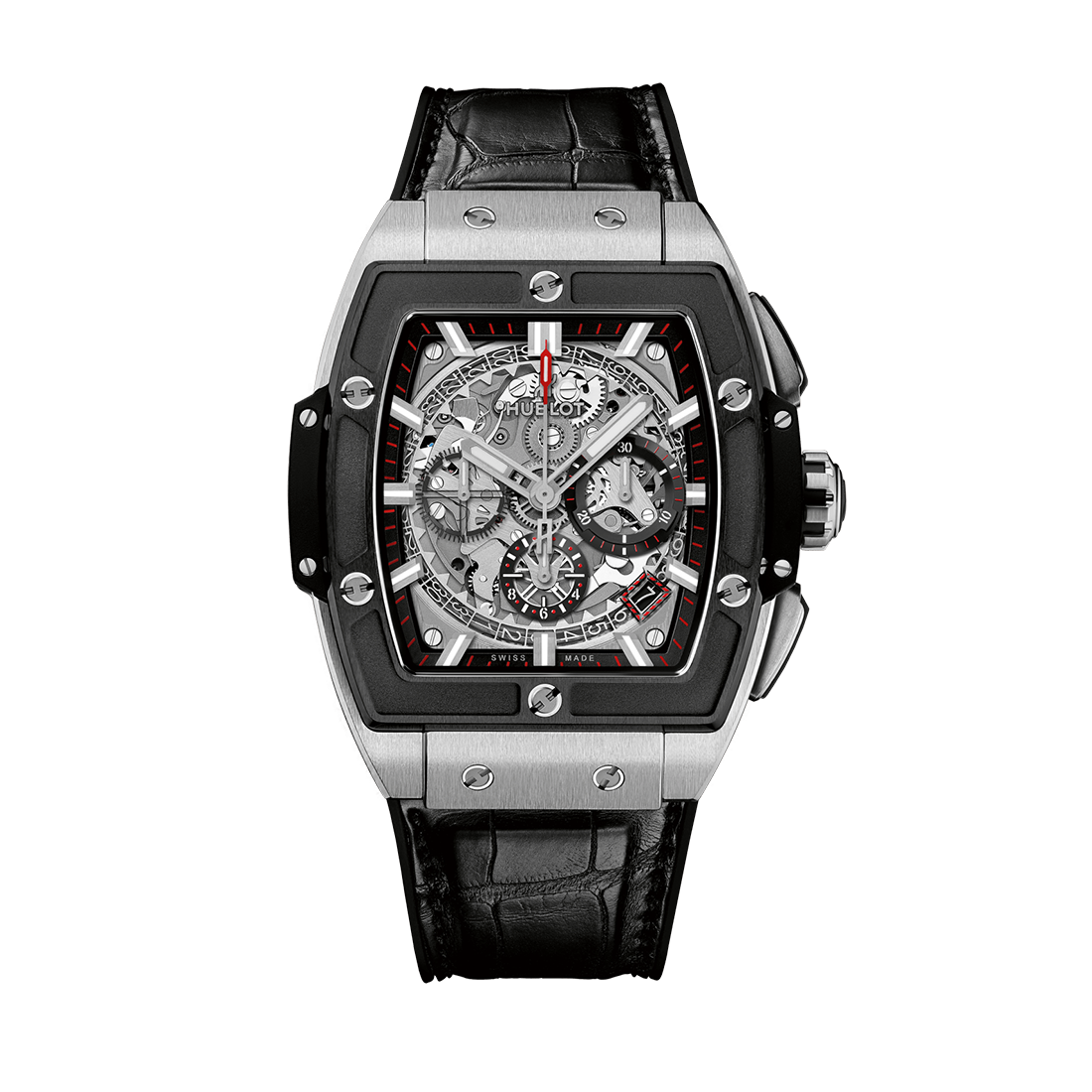 Hublot Spirit of Big Bang Chronograph Titanium Ceramic 42 mm