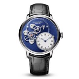 Arnold & Son Instrument DSTB Steel Limited Edition 43.5mm