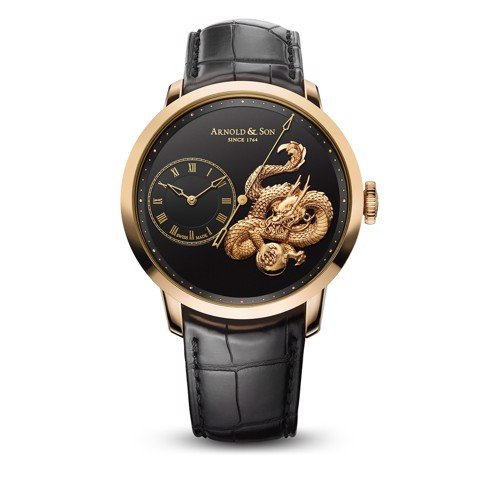 Arnold & Son Instrument Métiers d'Art TB Dragon Limited Edition