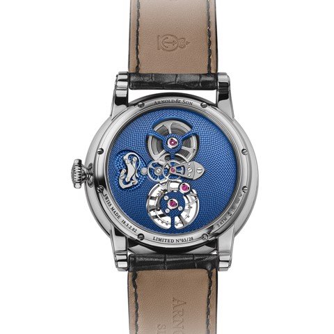 Arnold & Son Royal TES Tourbillon White Gold