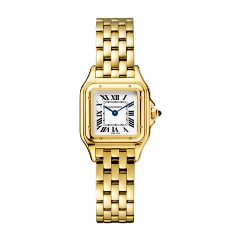 Cartier Panthère de Cartier Small Model Yellow Gold