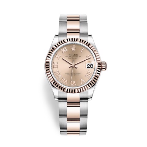 Rolex Datejust 31mm Stainless Steel and Rose Gold 278271-0005