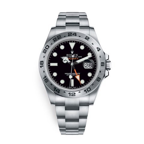 Rolex Explorer II 42mm Black 216570-0002
