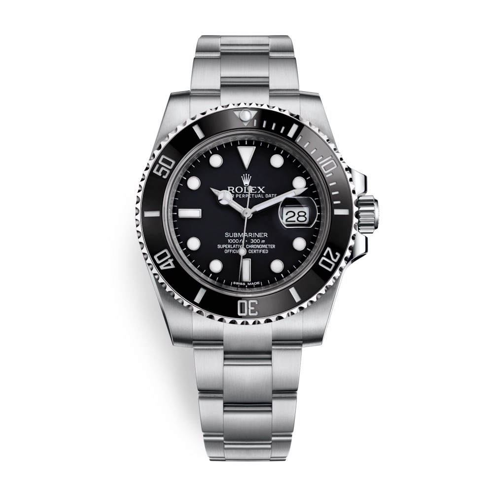 Rolex Submariner Date 40mm Stainless Steel Black 116610LN-0001