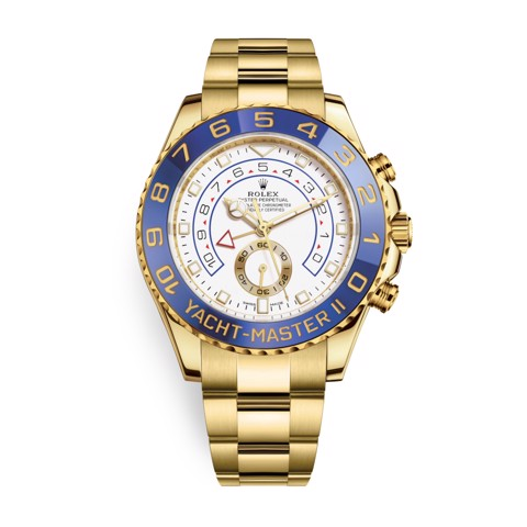 Rolex Yacht-Master II 44mm Yellow Gold 116688-0002