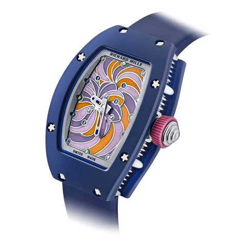 Richard Mille Men Watch Bonbon Collection RM 07-03 CUPCAKE