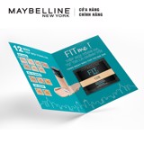 Kem nền Fit Me Foundation Maybelline New York 1.5ml | 128
