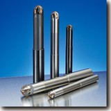 Ball Precision Multi Flutes ABP4F type