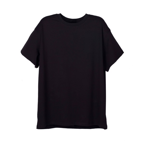 THE RISING WOLF BASIC TEE – BLACK