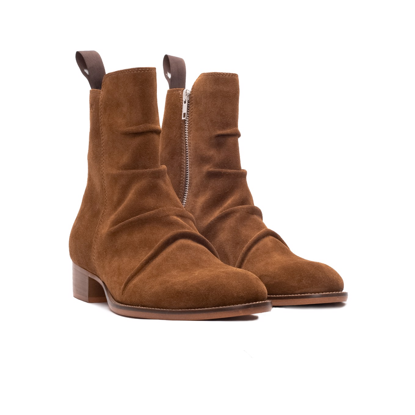 THE GHOST ZIP BOOT – TOBACCO