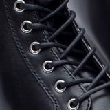 THE SHEWOLF COMBAT BOOT - BLACK
