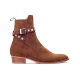 THE BRAVE WOLF ANKLE BOOT – TOBACCO