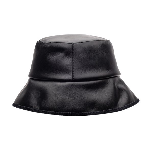 THEWOLF BUCKET HAT - BLACK