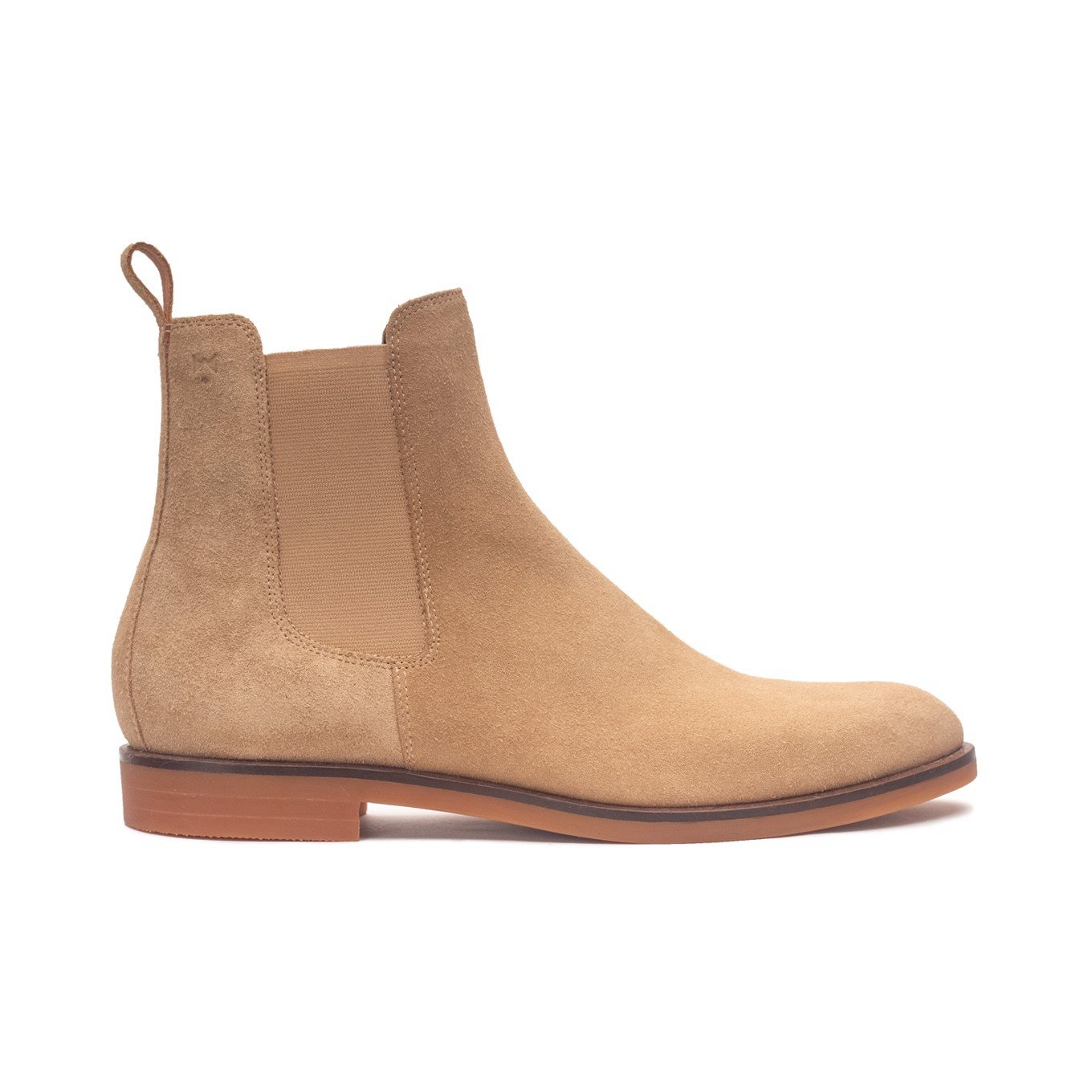 THE CLASSIC GUM CHELSEA BOOT - TAN