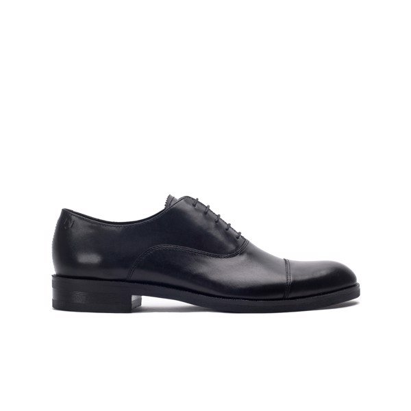 THE CLASSIC CAPTOE OXFORD – BLACK