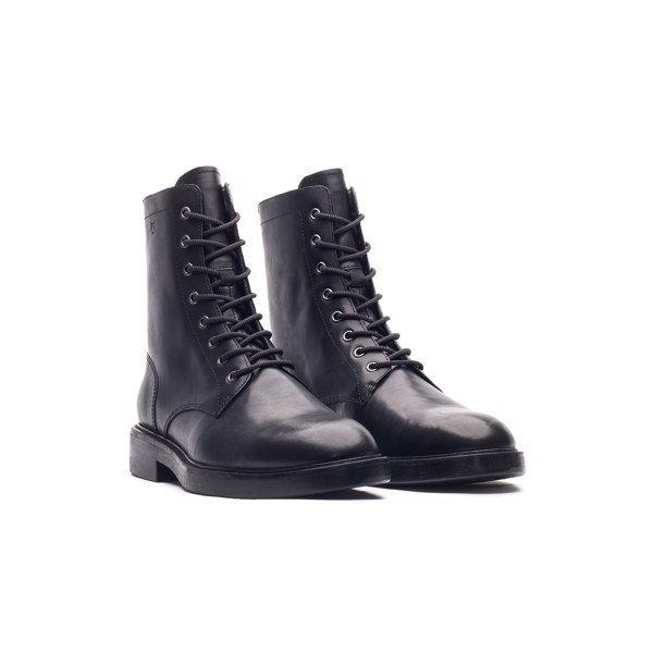 THE COMBAT BOOT - BLACK