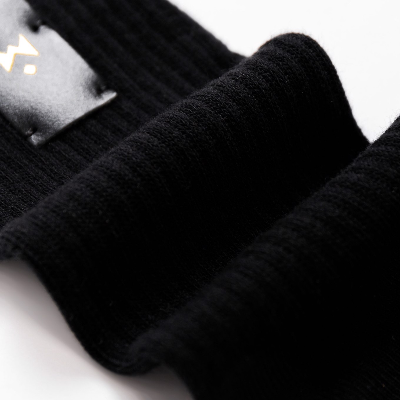 THEWOLF SOCK - BLACK
