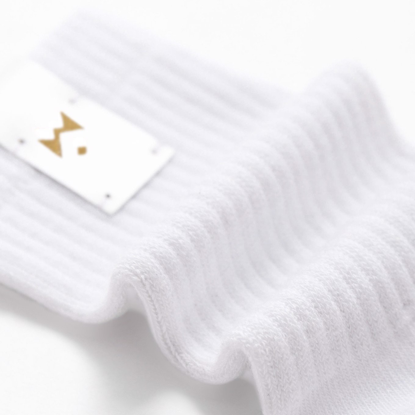 THEWOLF SOCK - WHITE