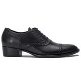 THE HIGHT HEEL OXFORD SPECIAL EDITION – BLACK
