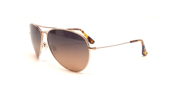 Maui Jim Mavericks Gold Bronze