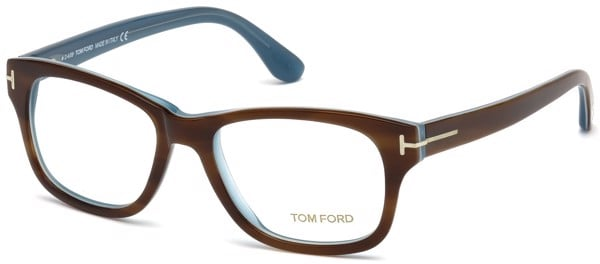Tom Ford FT5147 Eyeglasses 056 Havana