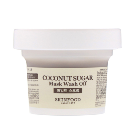 Mặt Nạ SkinFood Mask Wash Off Coconut Sugar