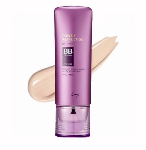 Kem Nền Đa Năng THE FACE SHOP POWER PERFECTION BB CREAM SPF37 PA++ 40g