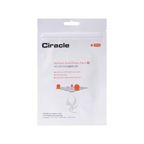 Miếng Dán Mụn Ciracle Red Spot Acne Pimple Path 24 miếng