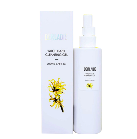 Sữa Rửa Mặt Derladie With Hazel Cleansing Gel 200ml