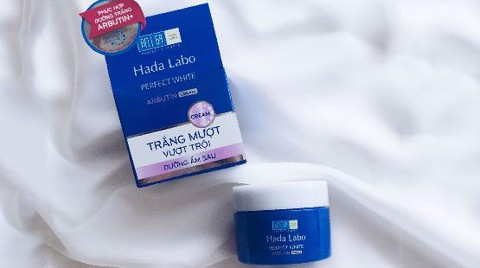 KEM HADA LABO WHITENING PERFECT