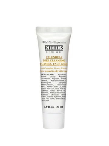 Sữa Rửa Mặt Kiehl's Calendula Deep Cleansing Foaming Face Wash (30ml)