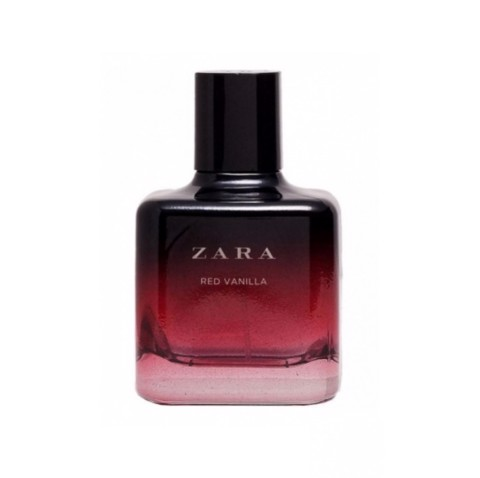 Nước Hoa Zara Red Vanilla 100ml Tách Set - Unbox