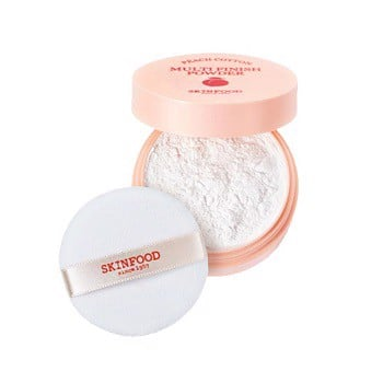 Phấn Phủ Kiềm Dầu PEACH COTTON MULTI FINISH POWDER