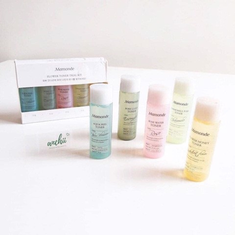 Set 5 Chai Toner Mini Mamonde