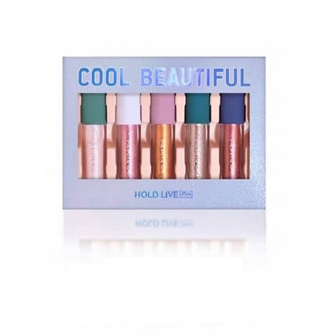 Set 5 Cây Nhũ Mắt Hold Live Pro Cool Beauty